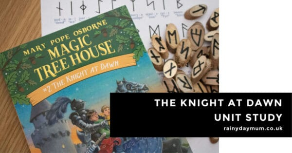 The Knight at Dawn MTH Book Club Unit Study for Kids