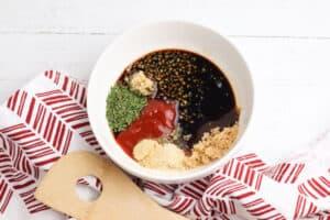 brown sugar and garlic marinade for crock pot chicken