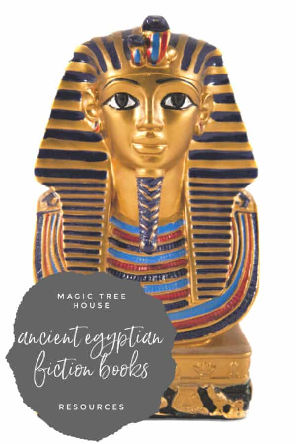 reading list on ancient egypt fiction for school kids