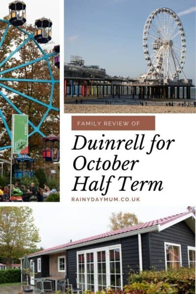 Duinrell for Families a review on Rainy Day Mum
