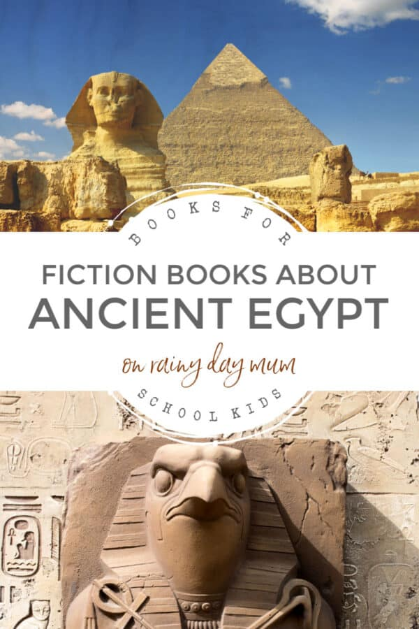 fiction books about Ancient Egypt