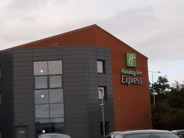 holiday inn express st albans