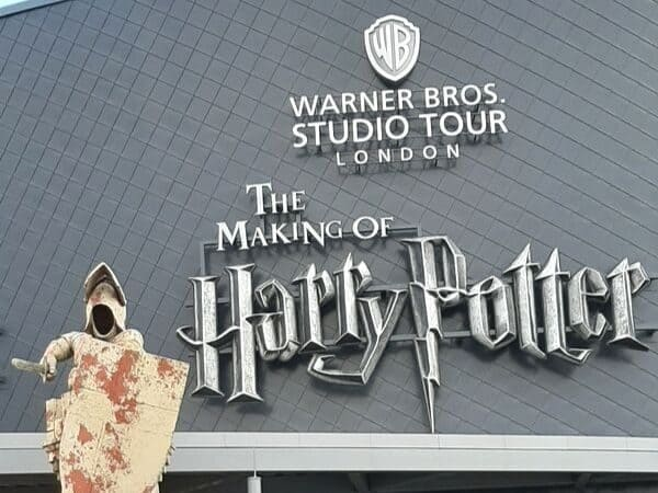 Warner Bros. Studio Tour The Making of Harry Potter