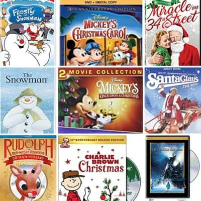 The Best Christmas Movies to Watch with Your Toddler and Preschooler