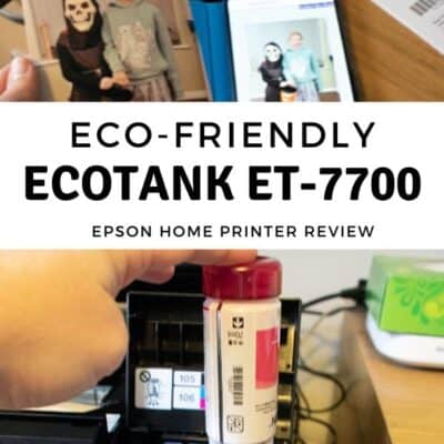 Epson EcoTank Review A Family Printer With A Difference