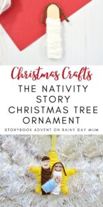 Christmas Craft for Kids Pinterest Image