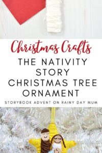 Christmas Craft for Kids Pinterest Image