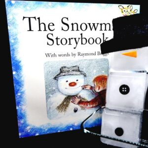 The Snowman Inspired STEM Activities for Kids