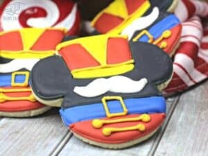 Disney Nutcracker Christmas Sugar Cookies Decorating