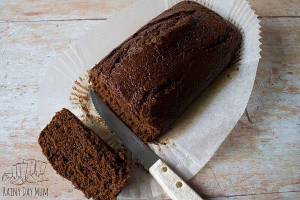 just like mcvites gingerbread loaf