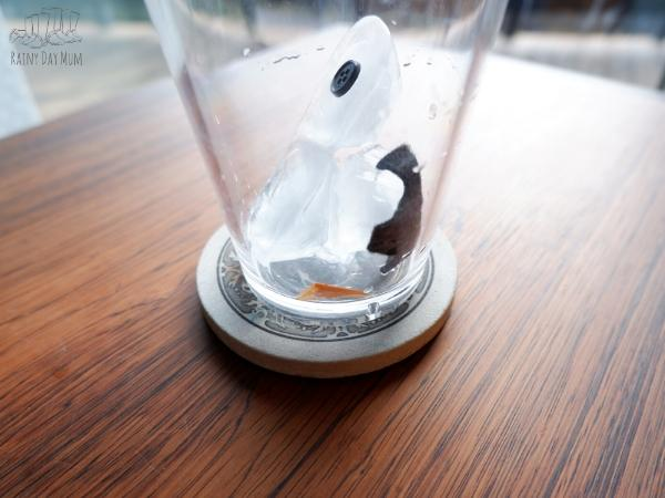 melted snowman STEM Investigation for Kids