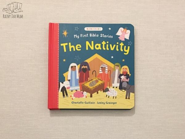 The Nativity My First Bible Stories