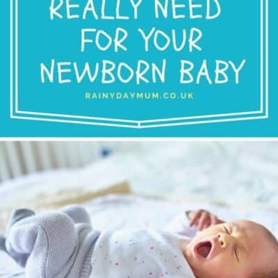 What Newborn Baby Things Do you Really Need!