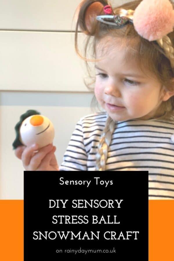 Sensory Toy DIY for Christmas