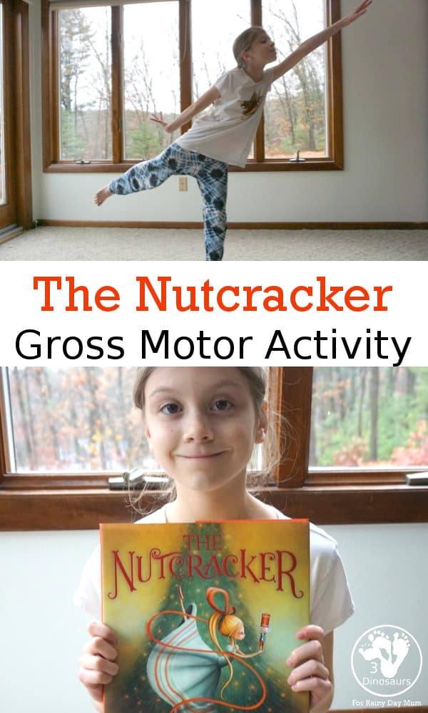 Nutcracker Gross Motor Activity