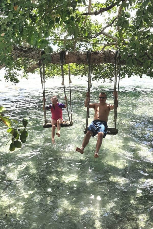 js photo on the swings