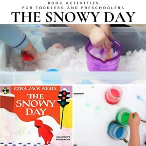 The Snowy Day Book Based Activities and Crafts for Kids