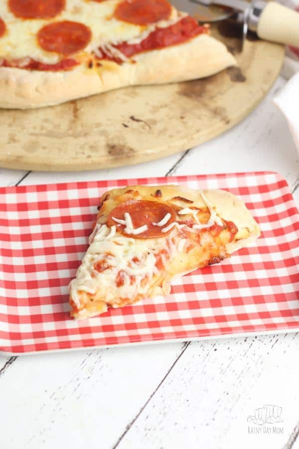 homemade pizza a family recipe favourite