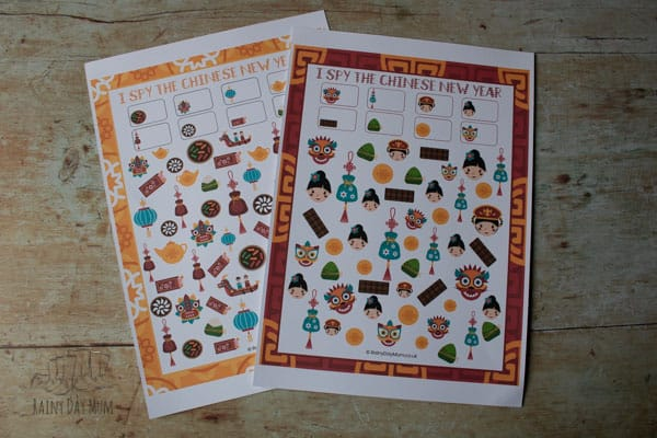i Spy lunar new year printable activity from Rainy Day Mum