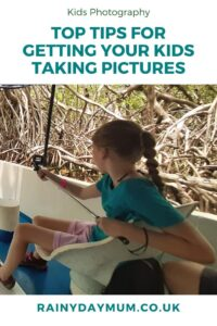 Top tips for getting kids to take photographs