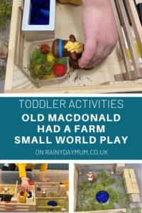Old MacDonald Had a Farm Small World Play