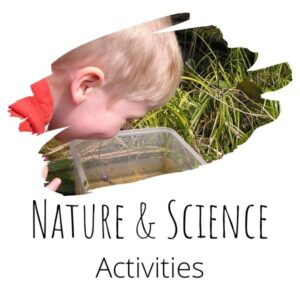 nature and science activities