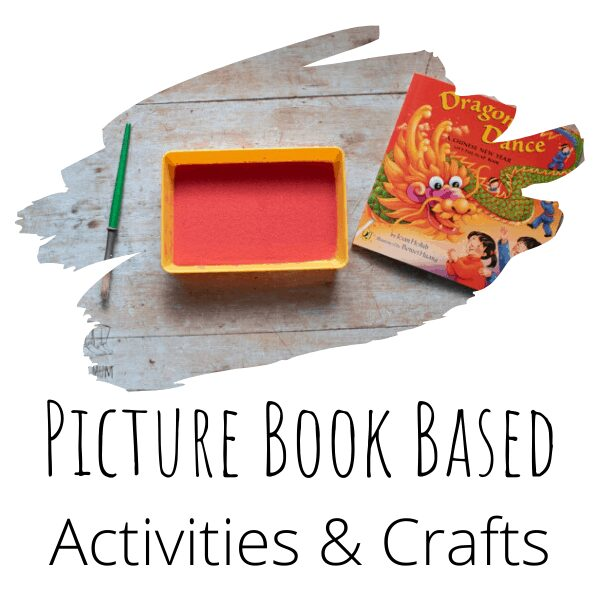 picture book based activities and crafts