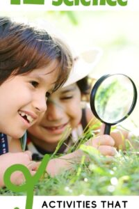 12 Summer Science Experiments for Kids
