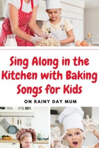 Sing along in the kitchen with Baking Songs for Kids