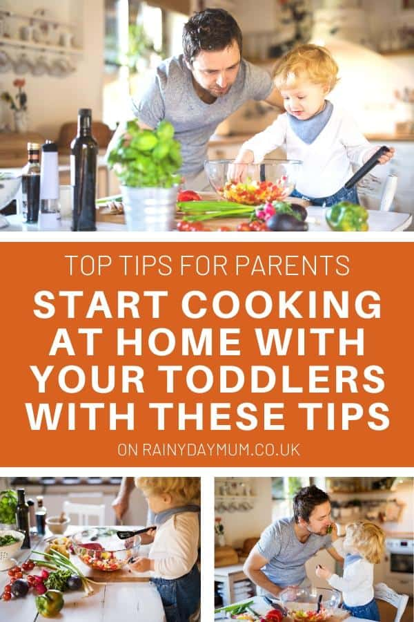 cooking with toddlers top tips to get you started