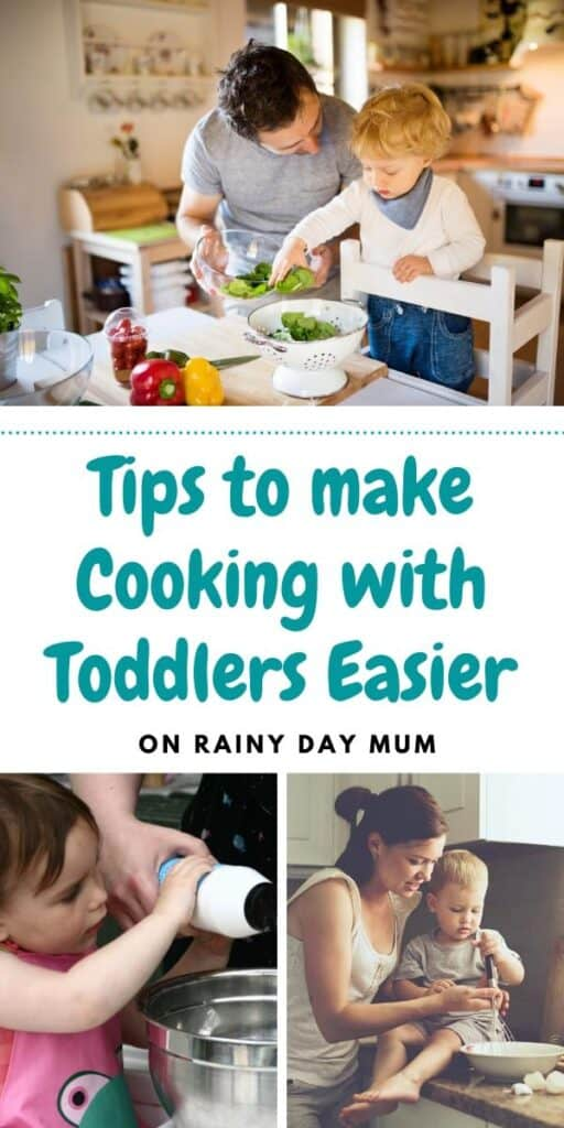 cooking with toddler tips to make it a little easier