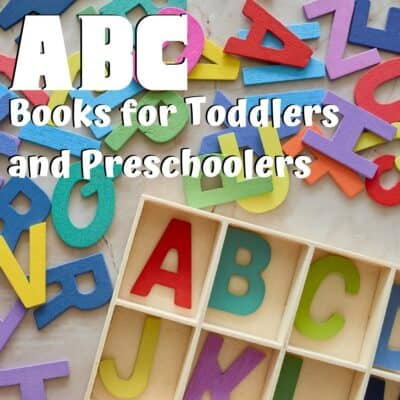 Fun Alphabet Books for Toddlers and Preschoolers