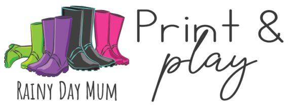 Rainy Day Mum Print and Play Store