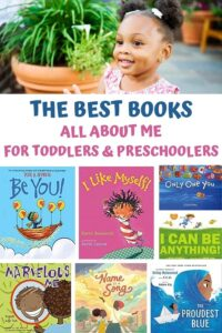 The Best Books All About Me for Toddlers and Preschoolers
