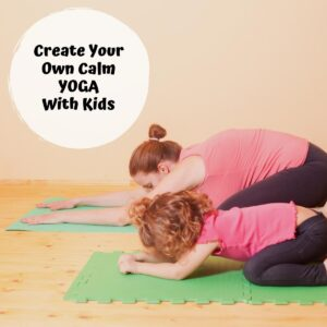yoga for kids, keeping calm in a busy world book review