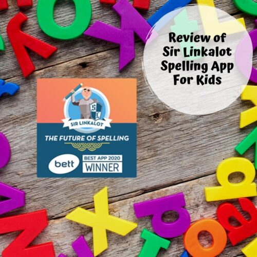 A Review of Sir Linkalot - Spelling App with a Difference