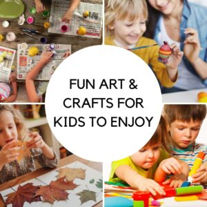 Crafts for and with Kids