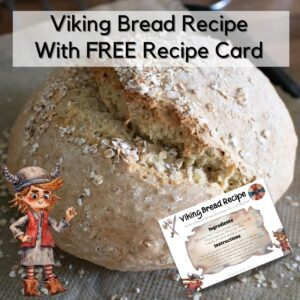 Viking Bread Recipe