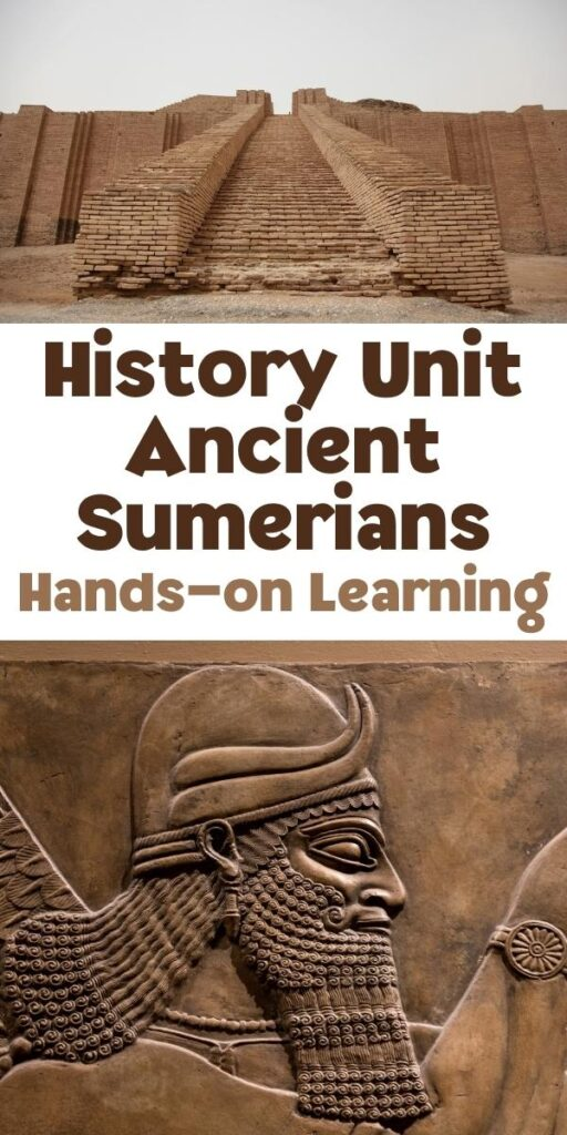 History Unit Study for Home Schoolers and Home Educators Ancient Sumerians