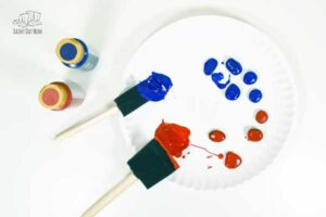 painted rocks with acrylic paints
