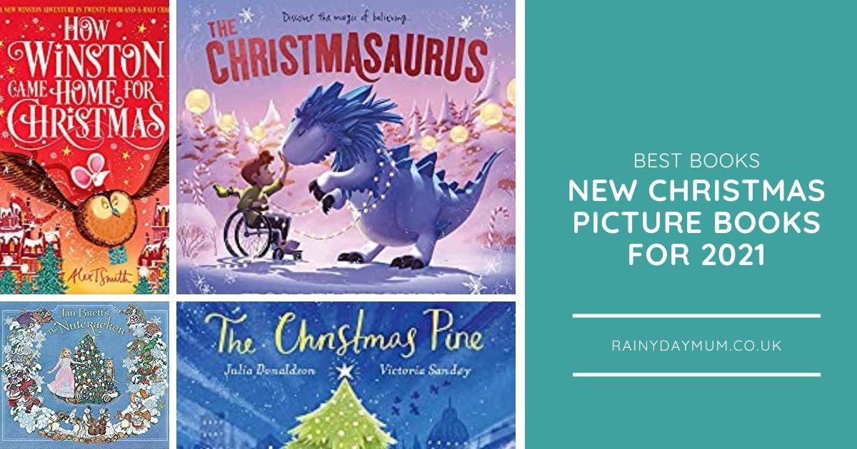 The Best New Christmas 2021 Picture Books for Kids
