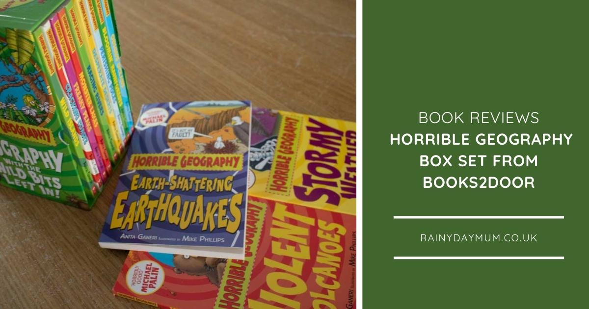 Review of Horrible Geography Box Set from Books2Door